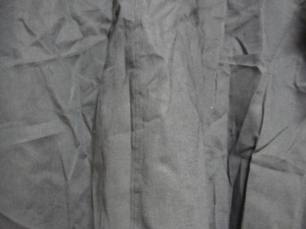 アッパーハイツ 半袖シャツブラウス サイズ0 XS レディース美品  黒 5