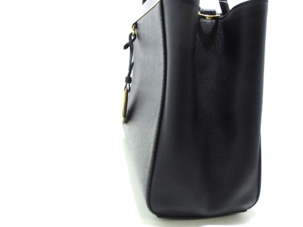 フェンディ ハンドバッグ トゥージュール 8BH253-D7E 黒 レザー 7