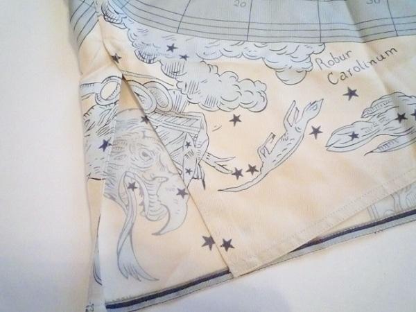 エルメス 長袖シャツブラウス サイズ38 M レディース シルク/星座柄 6