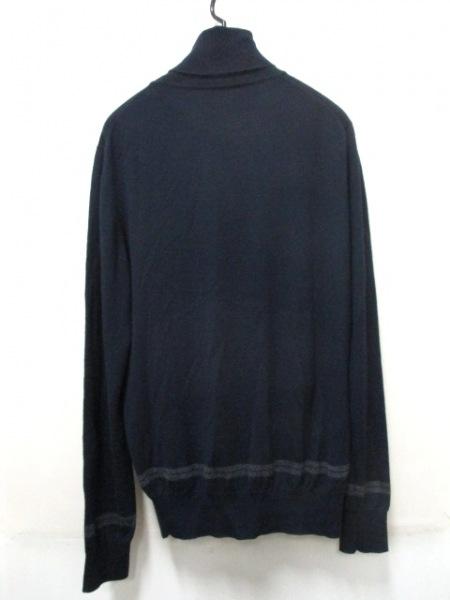 HERMES(エルメス) 長袖セーター サイズM メンズ美品  タートルネック 2