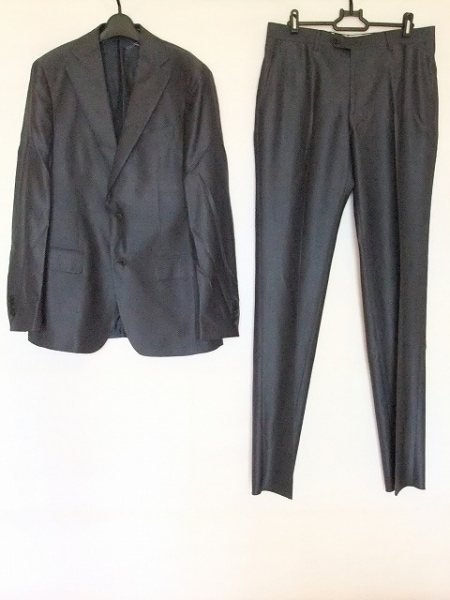 サルバトーレフェラガモ シングルスーツ サイズ48 M メンズ美品 2