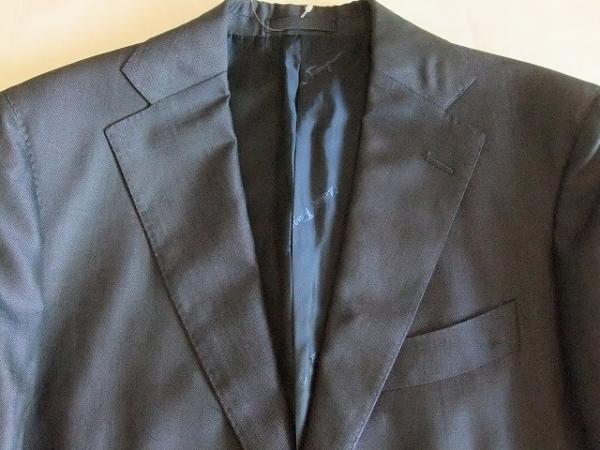 サルバトーレフェラガモ シングルスーツ サイズ48 M メンズ美品 6