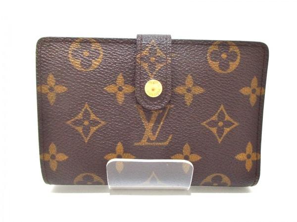 LOUIS VUITTON(ルイヴィトン) 2つ折り財布 モノグラム美品  M61674 0