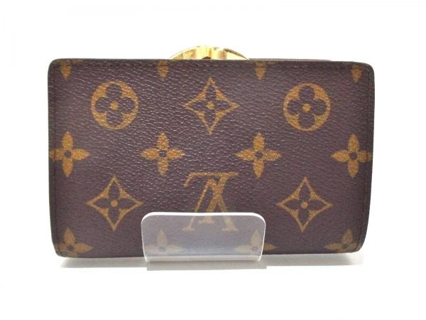 LOUIS VUITTON(ルイヴィトン) 2つ折り財布 モノグラム美品  M61674 2