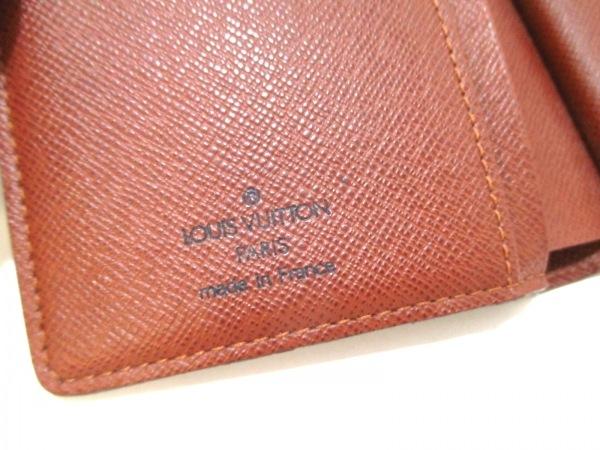 LOUIS VUITTON(ルイヴィトン) 2つ折り財布 モノグラム美品  M61674 5