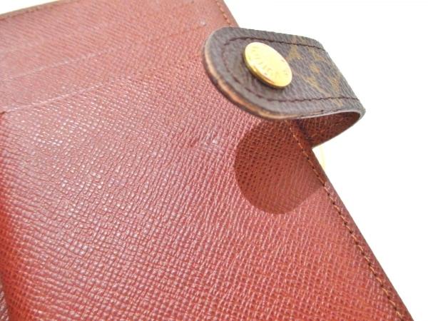 LOUIS VUITTON(ルイヴィトン) 2つ折り財布 モノグラム美品  M61674 6