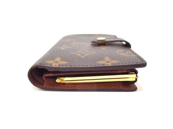 LOUIS VUITTON(ルイヴィトン) 2つ折り財布 モノグラム美品  M61674 7