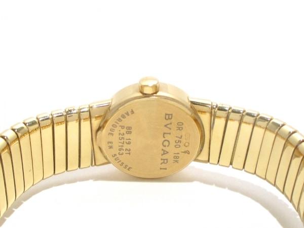ブルガリ 腕時計美品  ブルガリブルガリ トゥボガス BB192T 黒 3