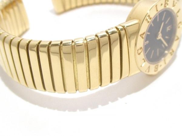 ブルガリ 腕時計美品  ブルガリブルガリ トゥボガス BB192T 黒 6