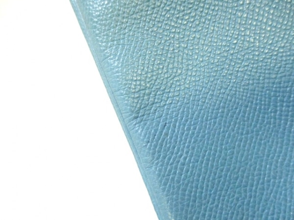 エルメス ハンドバッグ ケリー28 ブルージーン 内縫い/シルバー金具 8