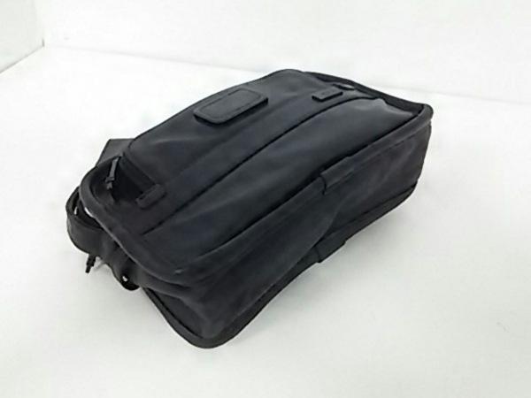 TUMI(トゥミ) セカンドバッグ 92103DH 黒 レザー 4