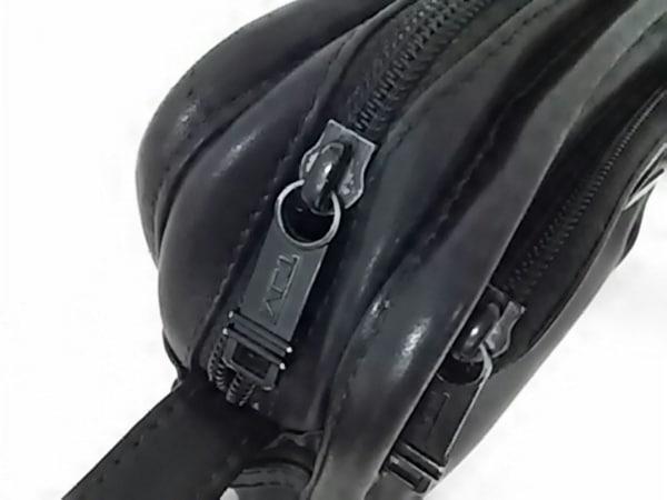 TUMI(トゥミ) セカンドバッグ 92103DH 黒 レザー 9