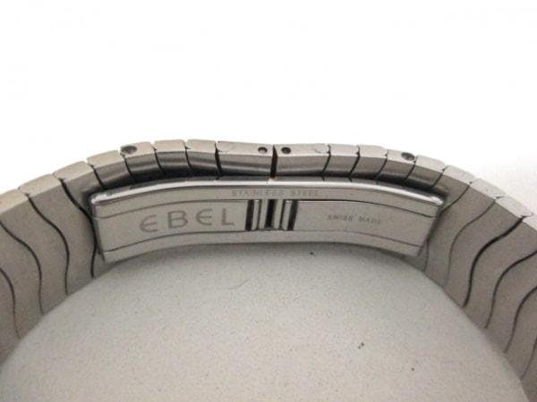 エベル 腕時計美品  クラシックウェーブ 1087121 レディース 白 4