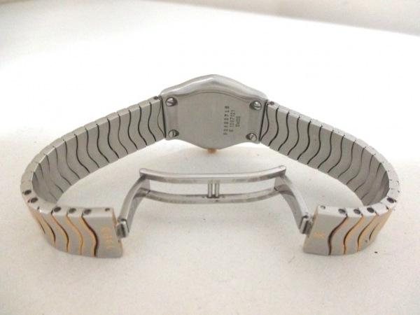 エベル 腕時計美品  クラシックウェーブ 1087121 レディース 白 5