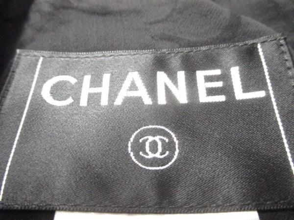シャネル ジャケット サイズ44 L レディース美品  黒 ココマーク 3