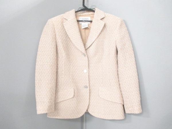 CHANEL(シャネル) ジャケット サイズ40 M レディース美品 0