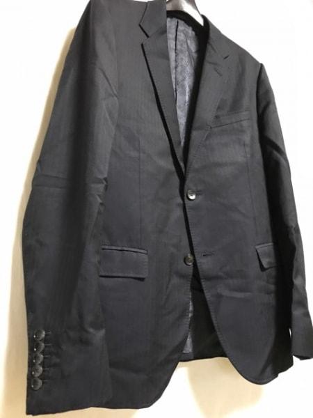 GUCCI(グッチ) シングルスーツ サイズ50R メンズ ネイビー 8