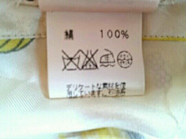 エルメス 長袖ポロシャツ サイズL レディース美品  肩パッド/ニット 4