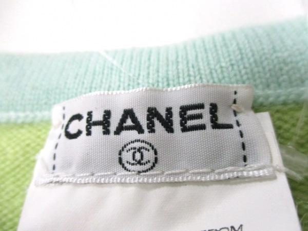 CHANEL(シャネル) アンサンブル サイズ42 L レディース カシミヤ 4