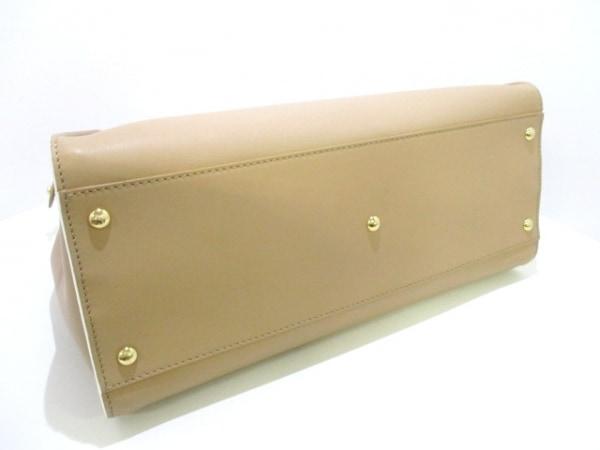 FENDI(フェンディ) ハンドバッグ美品  ピーカブー 8BN210 レザー 4