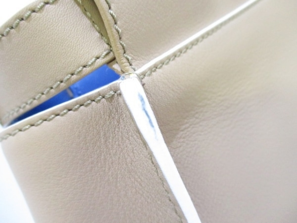 FENDI(フェンディ) ハンドバッグ美品  ピーカブー 8BN210 レザー 7