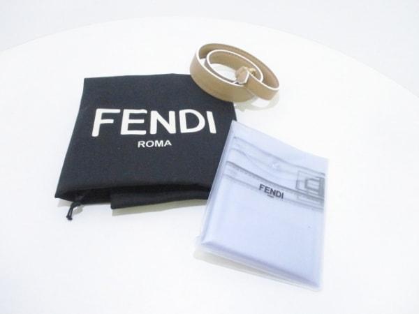FENDI(フェンディ) ハンドバッグ美品  ピーカブー 8BN210 レザー 8