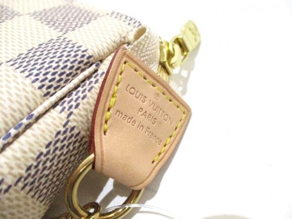 ルイヴィトン ハンドバッグ ダミエ美品  N58010 アズール 6