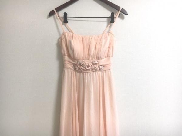 aimer(エメ) ドレス レディース ベージュ フラワー/ビーズ 0