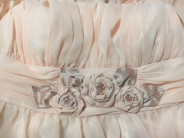 aimer(エメ) ドレス レディース ベージュ フラワー/ビーズ 6