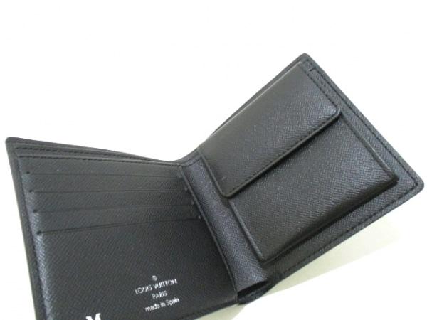 ルイヴィトン 2つ折り財布 ダミエグラフィット美品  N62664 3