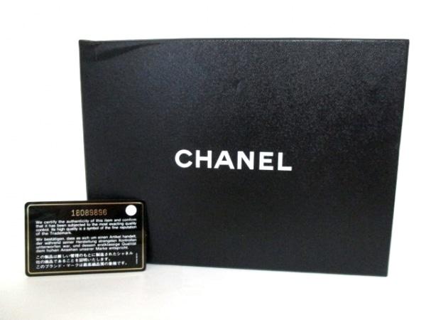 CHANEL(シャネル) 財布 マトラッセ A33814 ピンク キャビアスキン 8