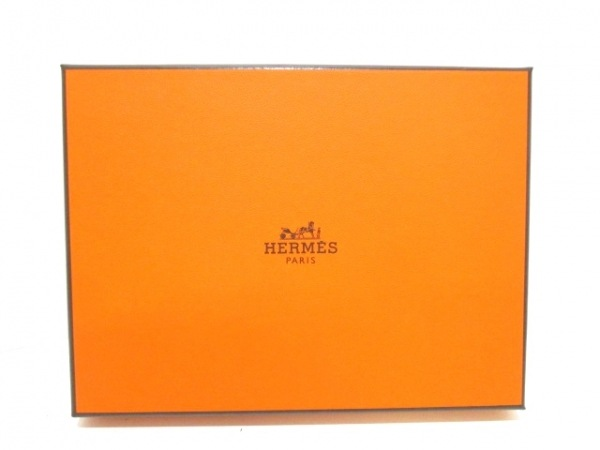 HERMES(エルメス) カードケース美品  カルヴィ ローズジャイプール 7