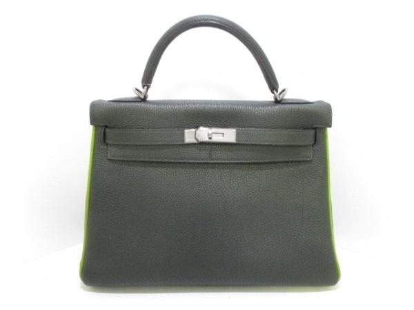 HERMES(エルメス) ハンドバッグ美品  ケリー32 トゴ 0