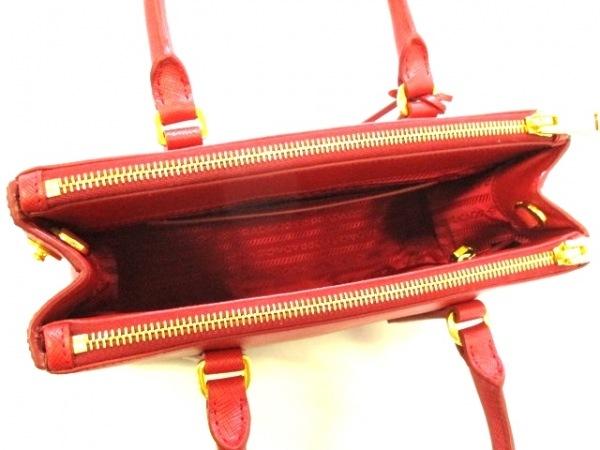 PRADA(プラダ) ハンドバッグ美品  - BN2316 レッド 5