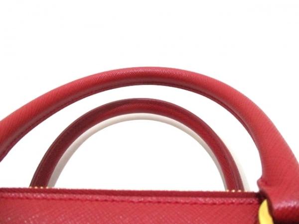 PRADA(プラダ) ハンドバッグ美品  - BN2316 レッド 7