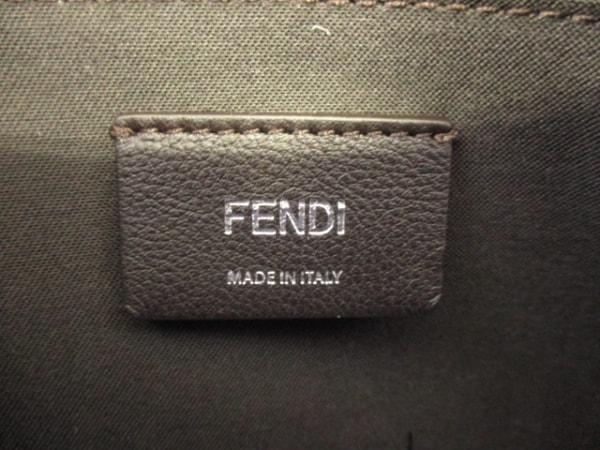FENDI(フェンディ) ハンドバッグ美品  バイザウェイ 8BL124 レザー 6