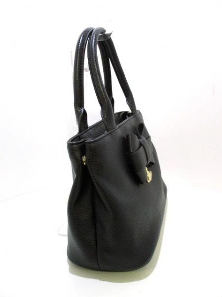 ヴィヴィアンウエストウッドアングロマニア ハンドバッグ美品  黒 2