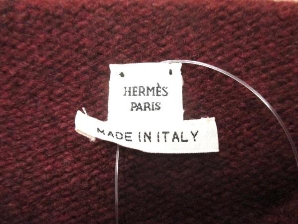 HERMES(エルメス) ワンピース サイズ36 S レディース ダークブラウン 3