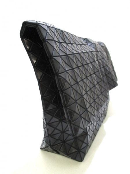 バオバオイッセイミヤケ バッグ美品  黒 ポリウレタン×コットン 2