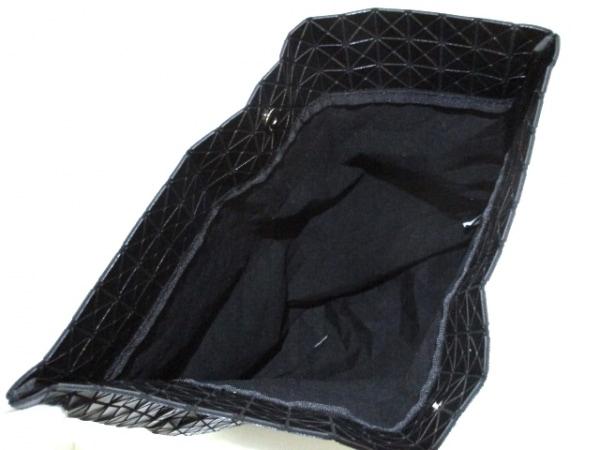 バオバオイッセイミヤケ バッグ美品  黒 ポリウレタン×コットン 5