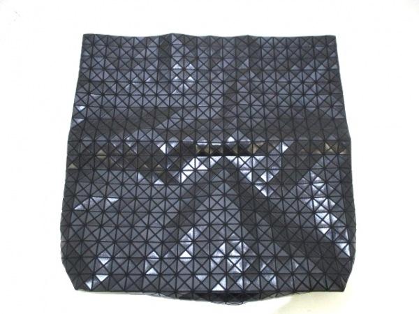 バオバオイッセイミヤケ バッグ美品  黒 ポリウレタン×コットン 9