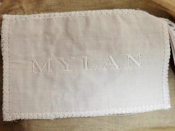 MYLAN(マイラン) キャミソール サイズF レディース ベージュ 3