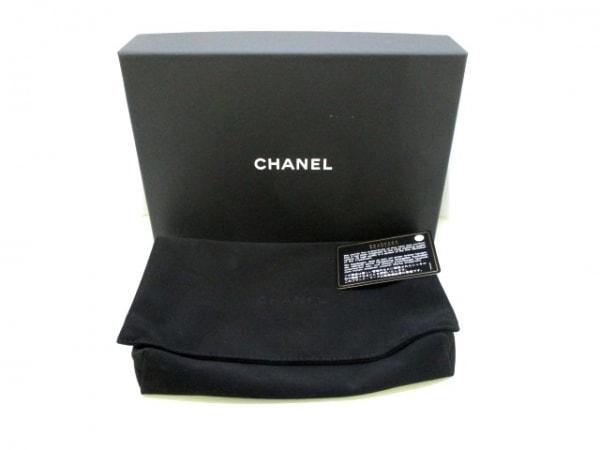 CHANEL(シャネル) 財布美品  マトラッセ A33814 黒 キャビアスキン 8