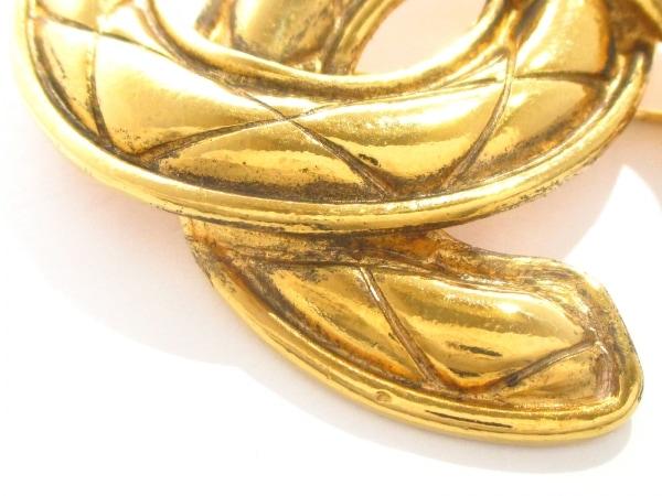 CHANEL(シャネル) ブローチ 金属素材 ゴールド ココマーク 5