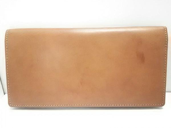 土屋鞄製造所(ツチヤカバンセイゾウショ) 札入れ ブラウン レザー 0