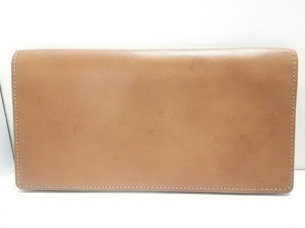 土屋鞄製造所(ツチヤカバンセイゾウショ) 札入れ ブラウン レザー 2