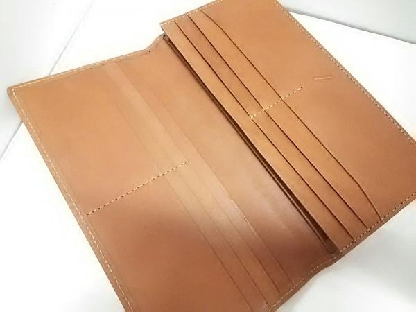 土屋鞄製造所(ツチヤカバンセイゾウショ) 札入れ ブラウン レザー 3