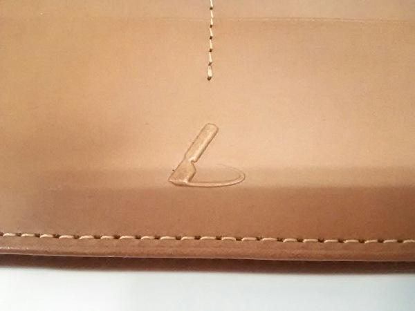 土屋鞄製造所(ツチヤカバンセイゾウショ) 札入れ ブラウン レザー 5