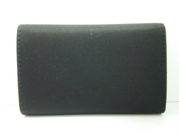 PRADA(プラダ) キーケース美品  - M222 黒 6連フック ナイロン 2