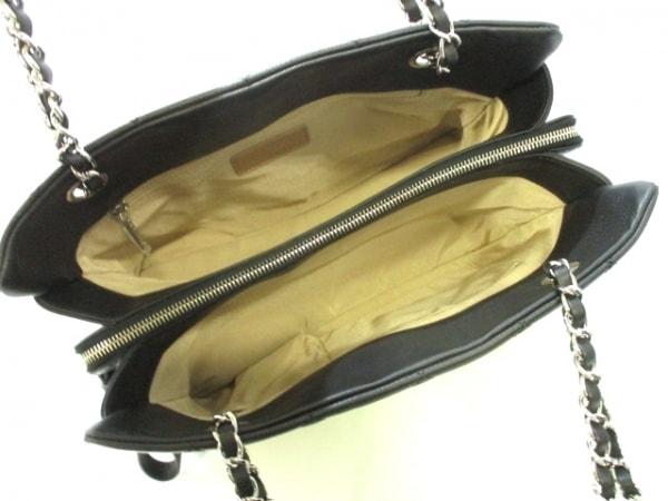 CHANEL(シャネル) トートバッグ美品  マトラッセ A50277 黒 5